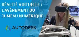 Etes-vous prêt pour la réalité virtuelle en 2019 ? Les atouts du jumeau numérique en ligne de mire !