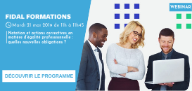 Notation et actions correctives en matière d'égalité professionnelle : quelles nouvelles obligations ?
