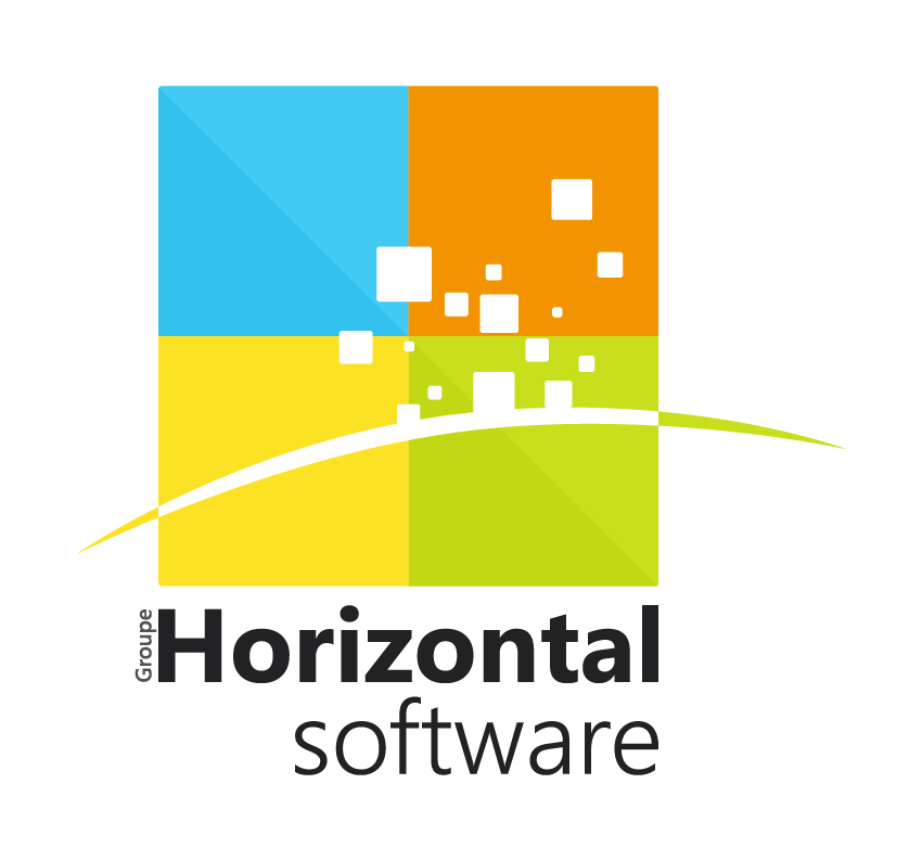 Horizontal software TV