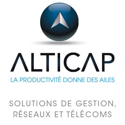 ALTICAP # Le spécialiste de l'ERP en mode SAAS