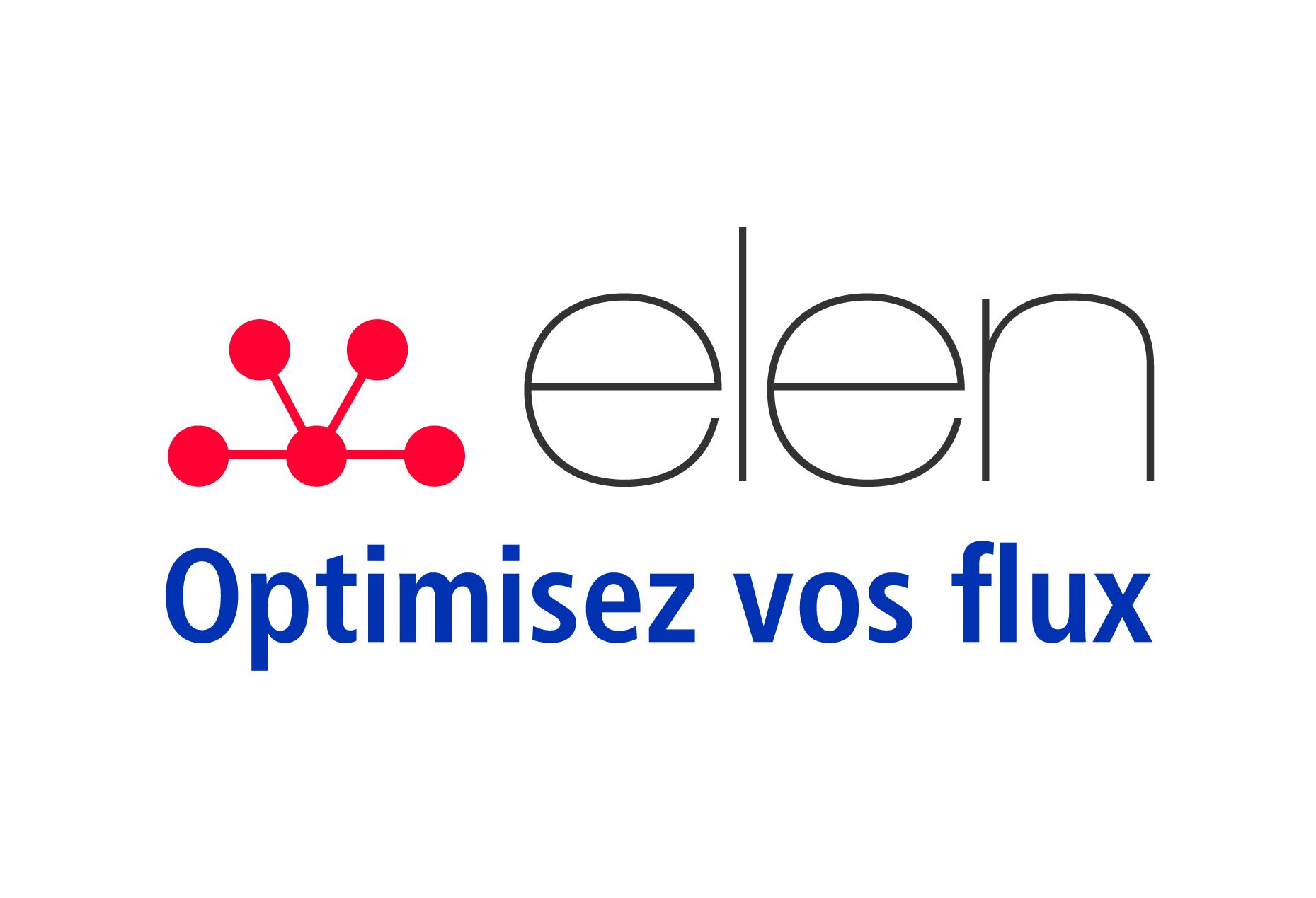 Groupe elen, opérateur de flux au sein des réseaux commerciaux.