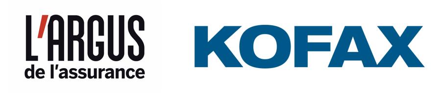 La rédaction de L'Argus de l'assurance avec Kofax
