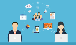 Le Portage salarial,  une solution simple et rapide pour gérer efficacement vos ressources humaines externes
