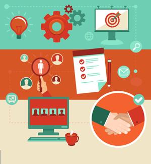 Le recrutement et les réseaux sociaux: quelles pratiques, quelle efficacité en attendre?