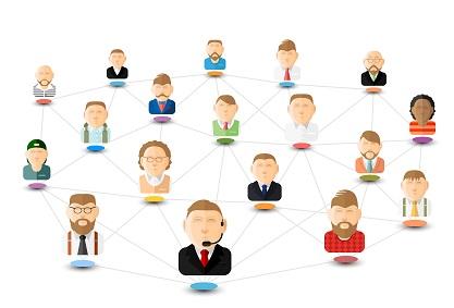 e-Branding : démultiplier la visibilité des marques personnelles et entreprises  grâce aux réseaux sociaux professionnels : récit d'un financier