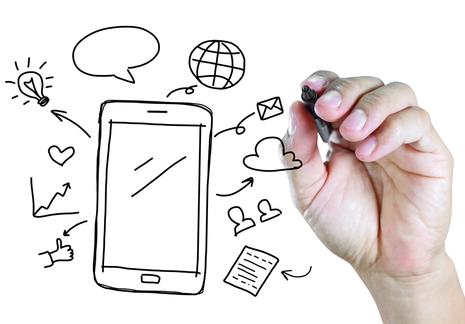 Applications natives sur Apple (iphone, ipod) et Androîd : nécessité ou option?