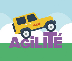Le 4x4 agile : bien commencer sa transformation agile