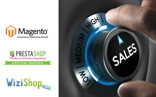 Magento, Prestashop, Wizishop : améliorez vos ventes en ligne avec les recommandations