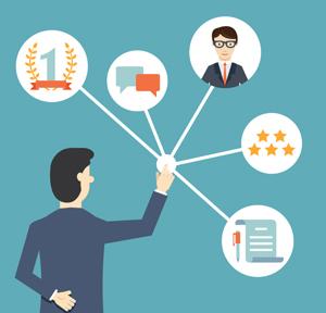 Qu'est-ce qu'un CRM offre de plus qu'un logiciel de gestion des interactions clients ?
