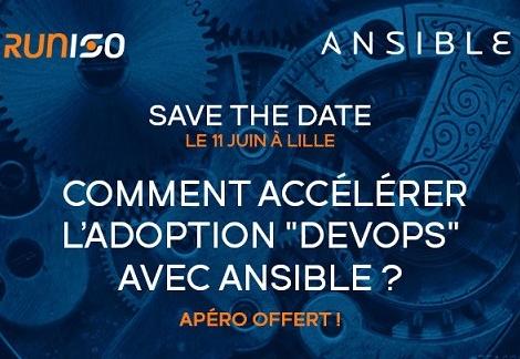Comment accélérer l'adoption Devops avec Ansible ? (retransmission en live)