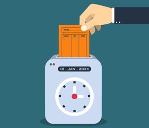 Et si la badgeuse appartenait au passé ?  Découvrez les nouveaux outils pour moderniser votre gestion des temps de travail
