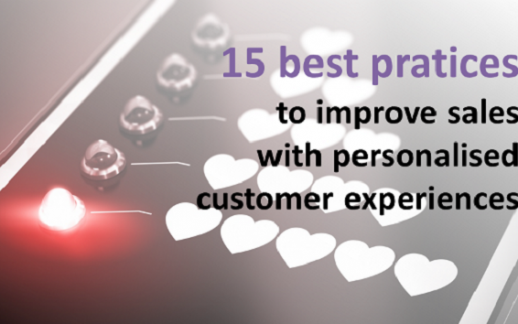 15 tips to improve online experience and sales with recommendations