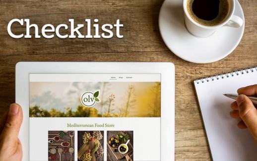 La check-list pour réussir la page d'accueil de votre site E-commerce