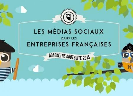 Baromètre 2015 des Médias Sociaux