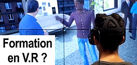 Formation en Réalité Virtuelle (VR) : Découvrez comment exploiter son efficacité