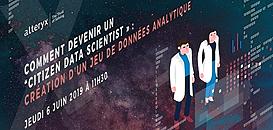 """Comment devenir un """"citizen data scientist"""": Création d'un dataset analytique"""