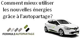 Comment mieux utiliser les nouvelles énergies grâce à l'autopartage ?