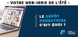 Protégez efficacement vos créations numériques avec l'APP (1/5): Le dépôt probatoire, c'est quoi ?