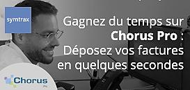 Gagnez du temps sur Chorus Pro : déposez vos factures en quelques secondes