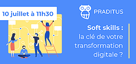 Soft skills : la clé de votre transformation digitale ?