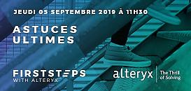 Premiers pas avec Alteryx : Astuces Ultimes