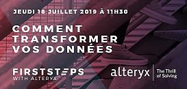 Premiers pas avec Alteryx : Comment transformer vos données