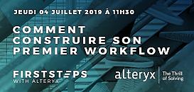 Premiers pas avec Alteryx : Comment construire son premier workflow