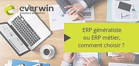 Sociétés de services : ERP généraliste ou ERP métier, comment choisir ?