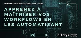 Maîtrisez vos workflows - Automatisez vos workflows