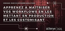Maîtrisez vos workflows - Mettez en production et customisez vos workflows