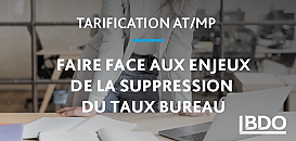 AT/MP : comment évaluer l'impact de la suppression du taux bureau ?
