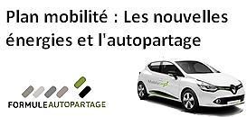 Plan mobilité : Et si l'autopartage guidait les entreprises vers les nouvelles énergies ?