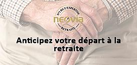 Anticipez votre départ à la retraite