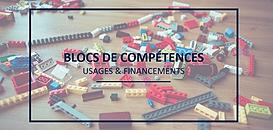 Blocs de compétences et certifications inscrites au Répertoire Spécifique : mêmes usages ? mêmes financements ?