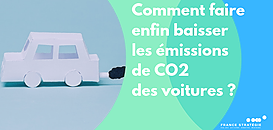 Comment faire enfin baisser les émissions de CO2 des voitures ?