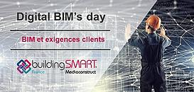 """Digital BIM's day : Comment le BIM sera-t-il """"rentable"""" pour les intervenants et les clients ?"""