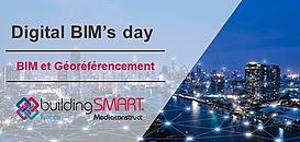 Digital BIM's day : comment le géoréférencement détermine la qualité d'un projet BIM ?