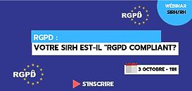"""30 minutes pour savoir si votreSIRH est """"RGPD compliant"""" !"""