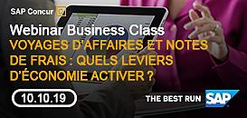 Voyages d'affaires et notes de frais: quels leviers d'économie activer?