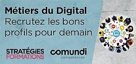 Métiers du digital : recrutez les bons profils pour demain!