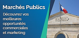 Marchés publics : découvrez vos meilleures opportunités commerciales et marketing