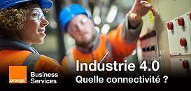 Quelle connectivité pour s'engager dans l'industrie 4.0?