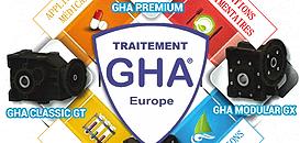 Transmissions mécaniques pour environnements spécifiques : Alimentaire - Zone blanche - Pharmaceutique - Maritime...