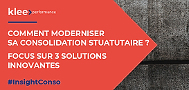 Comment moderniser sa consolidation statutaire ? Focus sur 3 solutions innovantes