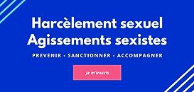 Harcèlement sexuel et agissements sexistes au travail : prévenir, sanctionner, accompagner