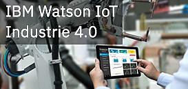 IBM Watson IoT Industrie 4.0 : Comment IoT & IA peuvent améliorer Performance & Disponibilité de vos assets industriels