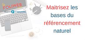 Maitrisez les bases du référencement naturel