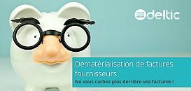 Dématérialisation de factures fournisseurs : ne vous cachez plus derrière vos factures !