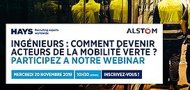 Quelle sera l'énergie du futur de la mobilité ? - Jean-Baptiste Eyméoud, Président d'Alstom France