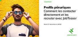 Profils pénuriques ⭐ : Comment les contacter directement et les recruter avec JobTeaser